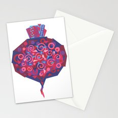 Beet (Betterave) Stationery Cards