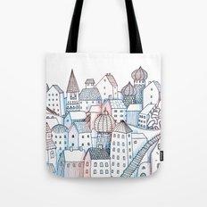 Smalltown Silence Tote Bag