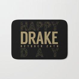 Drake Day Bath Mat