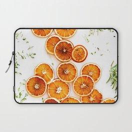 Pure Citrus (Color) Laptop Sleeve