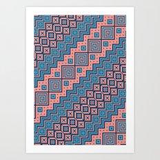 Lomond. Art Print