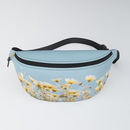 Daisies in the Sky Fanny Pack