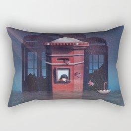 Home is... Rectangular Pillow