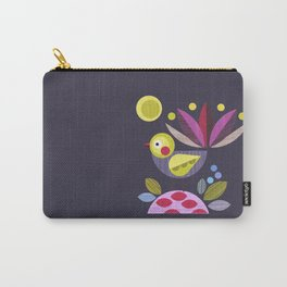 Fantail Carry-All Pouch