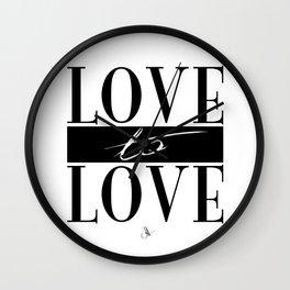 Love to Love Wall Clock