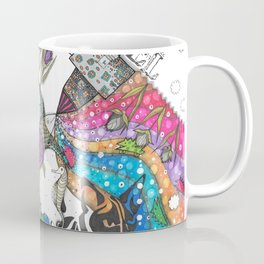 Flowers II Coffee Mug