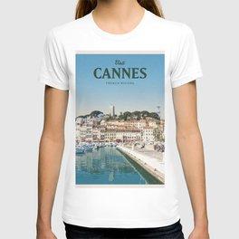 Visit Cannes T-shirt