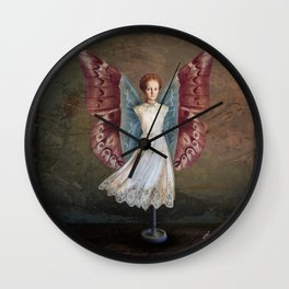 Wonder Of Patience - Selena Wall Clock