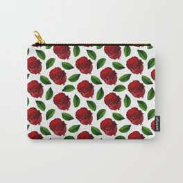 Beautiful rosy Carry-All Pouch