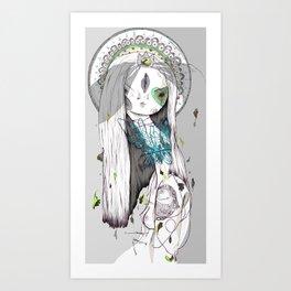 Melancholia, What's Your Rhythm? Art Print
