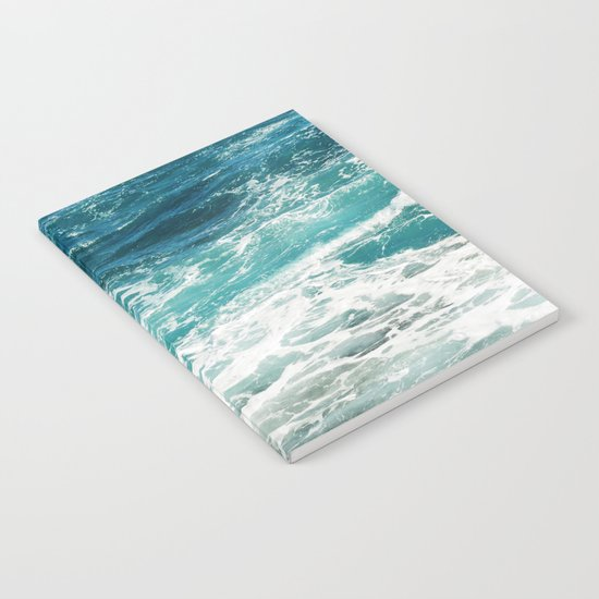 Sea Foam  Notebook