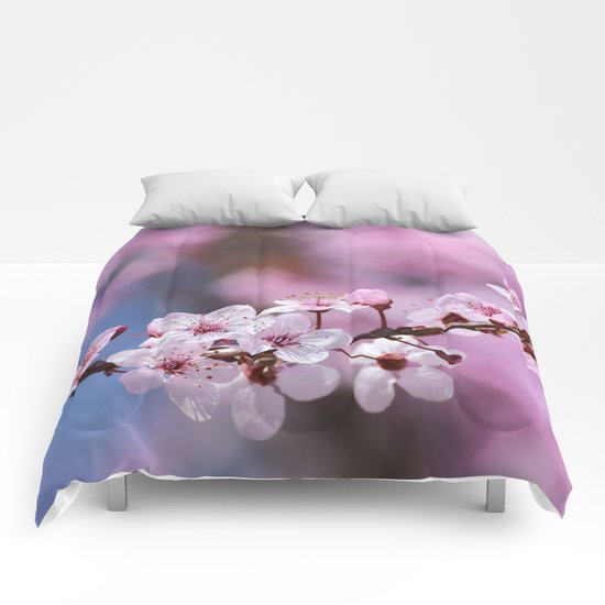 Pink...... Comforters