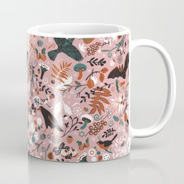October birds Coffee Mug