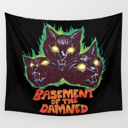 Basement Of The Damned Wall Tapestry