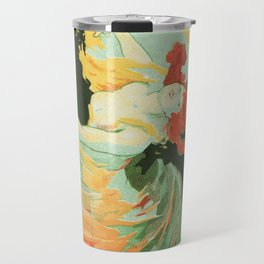 La Loie Fuller Travel Mug