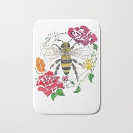 Honey (color) Bath Mat
