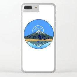 Taranaki Clear iPhone Case