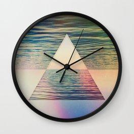 Fractions C09 Wall Clock