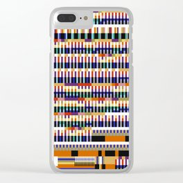 Le Polichinelle (Punch) Clear iPhone Case
