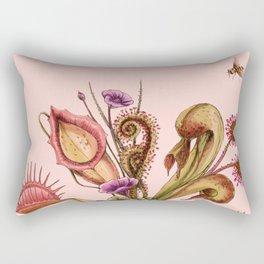 Alluring Death Rectangular Pillow