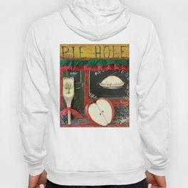 Pie Hole, Apple Pie, Mixed Media Art, by Faye Hoody