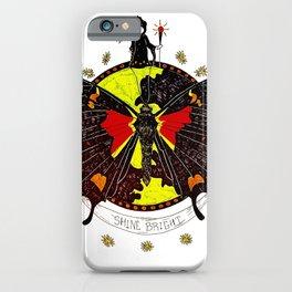 Shine Bright iPhone Case