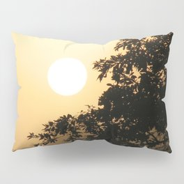 Early morning on the Shiripuno river Pillow Sham