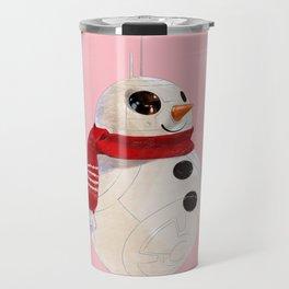 Snowman BB8 Travel Mug