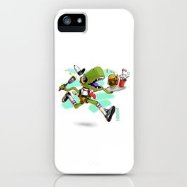 Bob x Reptar iPhone Case
