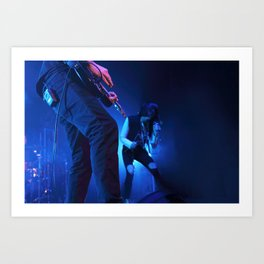 Phantogram Art Print