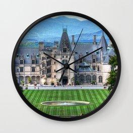 Biltmore Estate Wall Clock