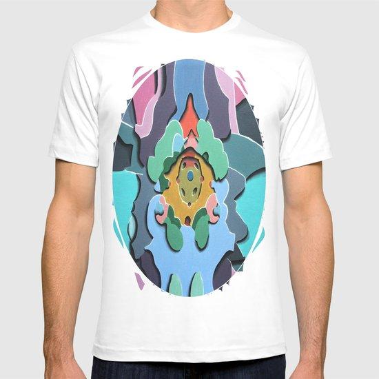 Standing  T-shirt
