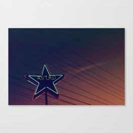Astro 2 Canvas Print
