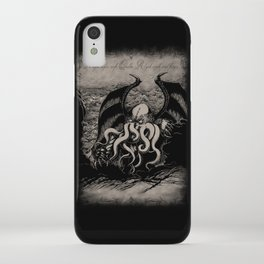 The Rise of Great Cthulhu iPhone Case