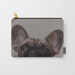 Peepers the French Bulldog II Carry-All Pouch