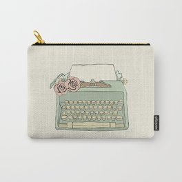 Retro typewriter Carry-All Pouch