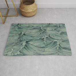 The Sailor's Sea Rug