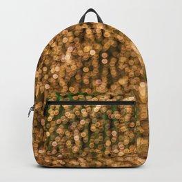 The Golden Lights (Color) Backpack