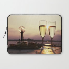Champagne Date Laptop Sleeve