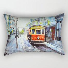 Urban Rectangular Pillow