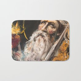 St. Augustine of Hippo Bath Mat