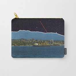 Stars in Vancouver Harbor Carry-All Pouch