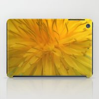 tooth iPad Cases featuring Lion's Tooth by Stevyn Llewellyn