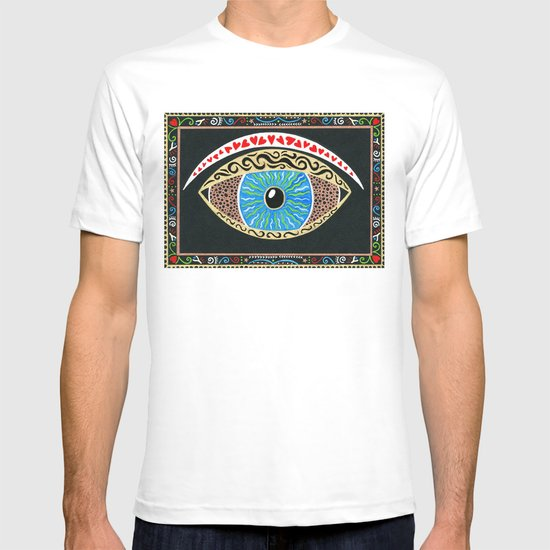 The eye sees all T-shirt