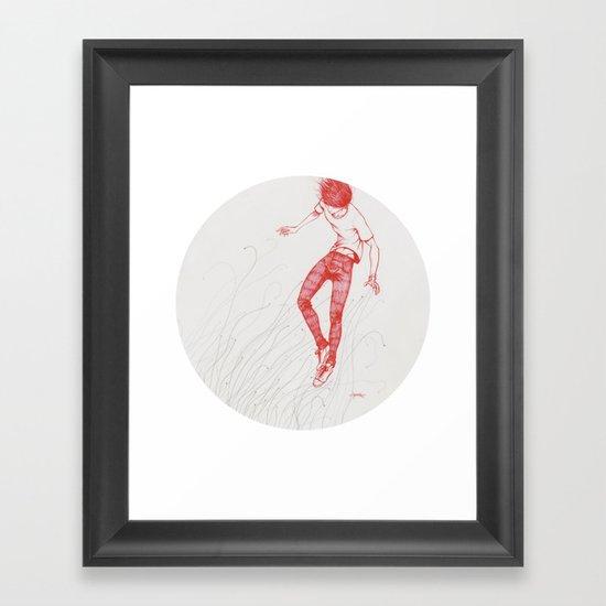 Circuitry Surgery 2 Framed Art Print