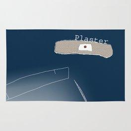 Plaster Rug