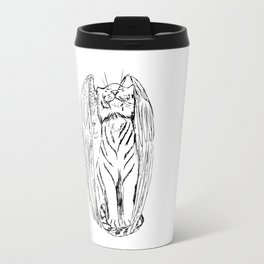 Tale of the Winged Tiger Travel Mug