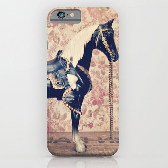 Vintage Horse  iPhone & iPod Case