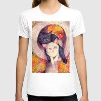 zelda T-shirts featuring nick & zelda by Beth Jorgensen
