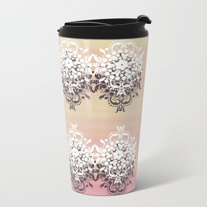 Princesa Metal Travel Mug